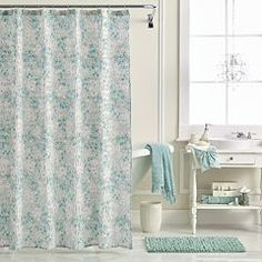 LC Lauren Conrad Meadow Shower Curtain Collection