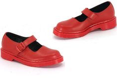 Dr Martens - 5026 Mary Jane - Red - review, compare prices, buy online
