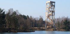 Uitkijktoren Lommelse Sahara - Ateliereen Architecten Eindhoven