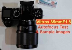 Yesterday we reported about the Viltrox autofocus lens for Fujifilm X mount.I was intrigued by this lens, and so I went to visit Viltrox booth today at Photokina. Test Video, Fujifilm, F1, News, Lenses, Concrete, Stage, Photographs, October