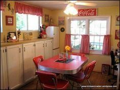 50's kitchen?