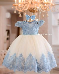 Wedding Dresses For Kids, Baby Girl Party Dresses, Little Girl Dresses, Flower Girl Dresses, Birthday Frocks, Baby Birthday Dress, Birthday Dresses, Baby Girl Frocks, Frocks For Girls