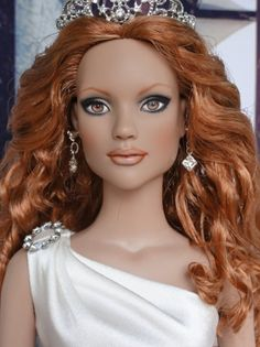 LouiseF's Repainted doll as seen on Prego.
