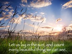 count every beautiful thing