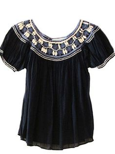 Women's Blouses | Nativa Fine Mexican Clothing