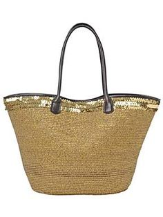 Phase Eight Lurex sequin bag @ House of Fraser