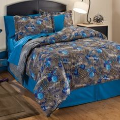 The Rock Star Bed In A Bag will sure to liven up any bedroom decor....