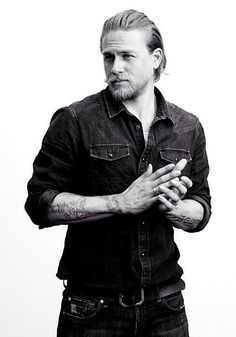 Charlie Hunnam {jax teller}  Follow IMAGE Models on tumblr: http://imagemodels.tumblr.com/   #IMAGEModels #London #Agency
