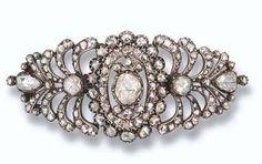 Princess Margaret's George III's Diamond Buckle Brooch  https://www.facebook.com/photo.php?fbid=649070138816901&set=oa.283553501812446&type=3&theater