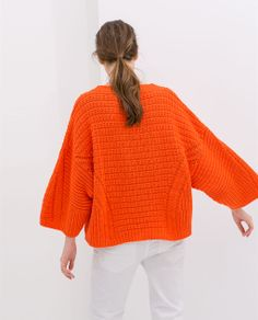 Image 3 of KNIT SWEATER from Zara