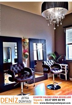 Salon Decorating Ideas Yahoo Search Results New Salon