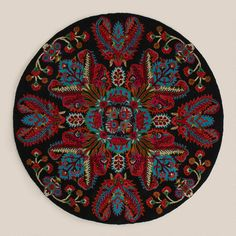 On the Kula Shopping Portal, www.Kula.com/shop, you can earn 4% on ALL CostPlus purchases to be donated to the charity of your choice! Search: Medallion Tufted Rug