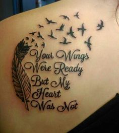 Love this memorial tattoo would get it for my grandparents .