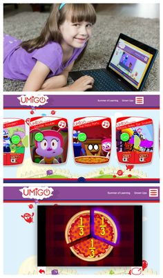 UMIGO Fun and Free Math Online Games for Grades 1 and 2