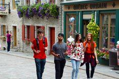 Exploring Quebec City during Eastern Tour Quebec City, Exploring, Tours, Summer, Fun, Urban, Fin Fun, Summer Time, Quebec