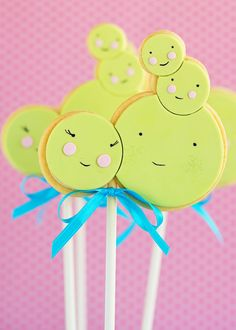 Sweet Pea baby shower. Perfect Sugar Cookie Recipe.