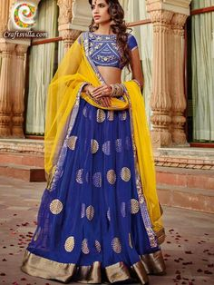 http://www.craftsvilla.com/catalog/product/view/id/1279060/s/charvifashion-best-of-fall-blue-net-patch-border-work-lehenga-choli-1193-47008/