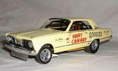 "1966 Plymouth Valiant ""Hairy Canary"" | Quartermilers"