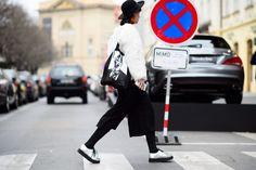 Prague Fashion Weekend - Fall 2015 Street Style