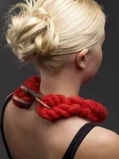 Rachael Hutton 'Life Line' Necklace