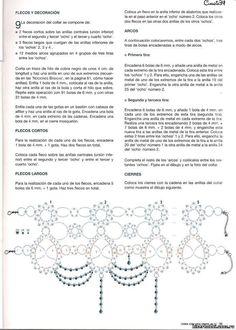 Mylène Farmer p39 Crea Con Abalorois №22 якісна схема