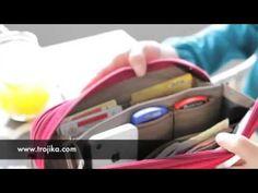 Trojika Handphone Pocket Organizer 8
