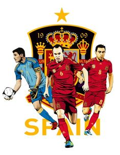 Spain World Cup 2014 who is watching! We are tied right know! Spain National Football Team, Spain Football, Spain Soccer, Brazil World Cup, World Cup 2014, Football Design, Football Art, Soccer World, World Football