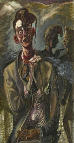 The Eejit, 2012 by John Byrne © John Byrne. All Rights Reserved, DACS/Artimage Image courtesy of The Fine Art Society, Edinburgh Canterbury Tales, John Byrne, Art Society, Art For Art Sake, Funny Images, Playwright, Fine Art, Drawings, Portraits