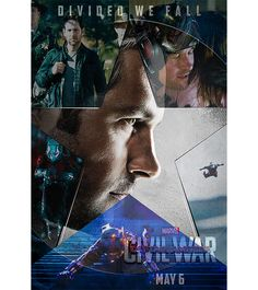 3 of 6. - Source: franklcastle on tumblr. Captain America: Civil War character posters: #TeamCap - Scott 'Ant-Man' Lang. - Click through for the motion poster.