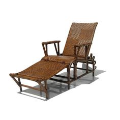 Folding Easy Day Chair - Rattan Factory www.rattan-island.com