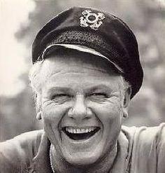 Alan Hale Jr. - Skipper on Gilligan's Island