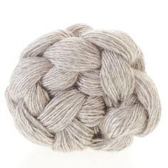 metalico (blue sky alpacas), natural alpaca/mulberry silk blend