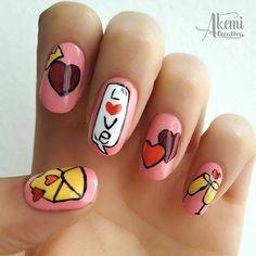 Spa, Nails, Instagram, Love Nails, Colorful Nails, Nail Art, Gel Nails, Friendship, Fingernail Designs