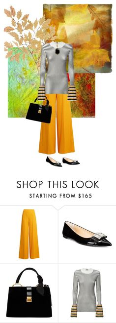 """""""Untitled #380"""" by paperdollsq ❤ liked on Polyvore featuring Emilia Wickstead, Michael Kors, Miu Miu, Emilio Pucci and SOPHIE MILLER"""
