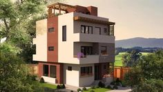 Model 162mp   Case de top Large House Plans, Sport Model, Warm Blonde, Large Homes, Spice Things Up, Maine, Mansions, House Styles, Design