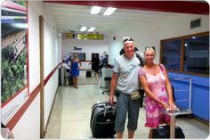 Ahora con Vuelos regulares desde Maiquetia y Higuerote y charter con salida desde el Aeropuerto de Charallave que permite volar...