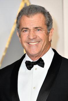 Mel Gibson Oscar 2017 Red Carpet Arrival: Oscars Red Carpet Arrivals 2017 - Oscars 2017 Photos   89th Academy Awards