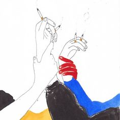 Autumn Illustration, Ecole Art, Aesthetic Drawing, Art Hoe, Art Plastique, Dark Art, Art Inspo, Collage Art, New Art