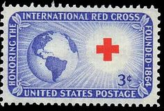 On October 29, 1863, representatives from around the world joined together to establish the International Red Cross. http://www.mysticstamp.com/info/this-day-in-history-october-29-1863/