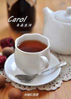 Carol 自在生活 : 桂圓紅棗醬