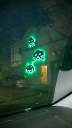 Space Invaders in Brazil