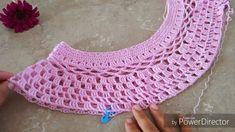 BLUSA CORTA // TIPO TOP tejida a Crochet