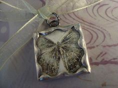 IMAGINE  Soldered Art Glass Pendant or Charm by victoriacharlotte, $8.00