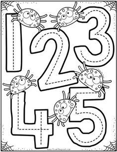 Coloring Club Library — From the Pond Preschool Coloring Pages, Coloring Book Pages, Coloring Pages For Kids, Coloring Sheets, Kids Colouring, Fairy Coloring, Numbers Preschool, Preschool Worksheets, Preschool Learning
