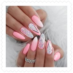 Free Womens Nails Greeting has a unique greeting card collection which includes betty boop,cartoons,birthday and holidays. Stiletto Nail Art, Cute Acrylic Nails, Glue On Nails, Gel Nails, Manicure, Nail Nail, Nail Polish, Fancy Nails, Cute Nails
