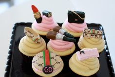 Decorated Cupcakes « Sweet & Saucy Shop