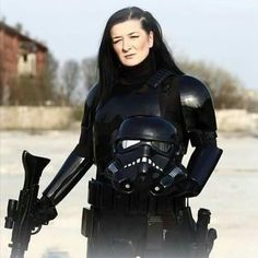 Love  @fem_trooper_kat shadow fem trooper! by: @force_girls Star Wars Girls, Goth, Cosplay, Stars, Instagram Posts, Fashion, Gothic, Moda, Fashion Styles