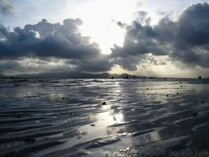 Pristine Beach in Puerto Princesa, Palawan, Philippines