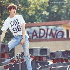 [#빅톤] 2016.11.09 00:00 VICTON Han Seung Woo  #VICTON #한승우 #승우 #SeungWoo