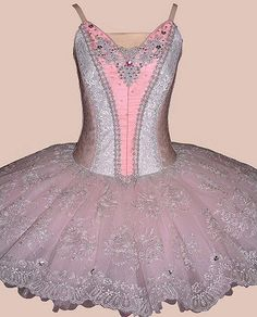 Gorgeous ballet costume, love the colors together and bodice design